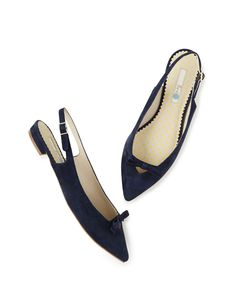 Slingback Flats from Boden