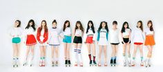 Cosmic Girls step up on roller skates for their group 'Play-file' image! | allkpop
