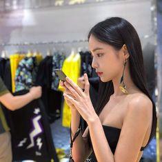 Ulzzang Fashion, Ulzzang Girl, Korean Beauty, Asian Beauty, Korean Girl Photo, Asian Makeup, Girl Photos, Asian Girl, Long Hair Styles