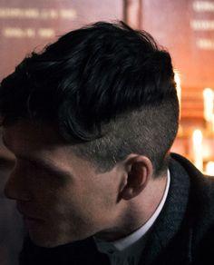 Peaky Blinders hair. Yep. YEP.