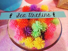 Ryleigh's Under the Sea 3rd Birthday Party | CatchMyParty.com