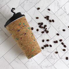 Terrazzo Travel Mug