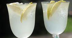 Soda de Maçã Verde e Limão