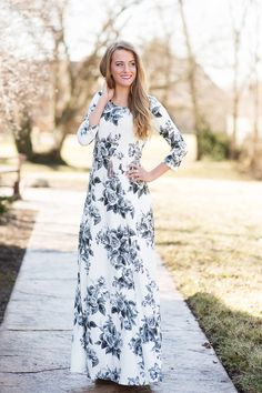 Love this! Piperstreet maxi dress
