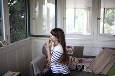 Amanda Marsalis - closet visit