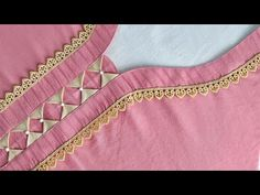 Chudithar Neck Designs, Salwar Neck Designs, Neck Designs For Suits, Kurta Neck Design, Neckline Designs, Sleeves Designs For Dresses, Fancy Blouse Designs, Stylish Dress Designs, Blouse Neck Designs