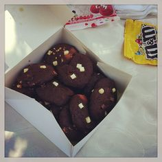 Les cookies Choco maison !!! ;)
