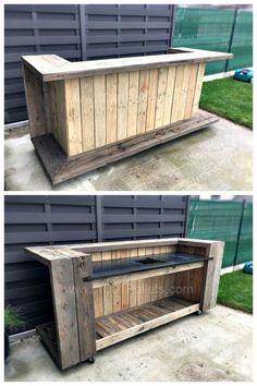 Creative Outdoor Bar Ideas for Your Backyard Inspiration Best DIY Outdoor Bar Ideas and Designs for 2018 Related posts: 97 Best Lounge & Bar Design Images Ideas Basement bar ideas!