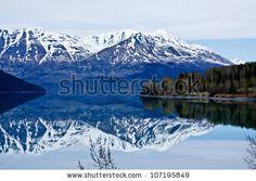 Alaska's Kenai Peninsula - stock photo