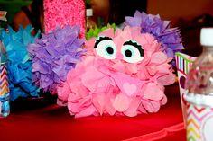"Photo 5 of Elmo & Sesame Street / Birthday ""Rainbow Elmo Birthday"" Elmo Sesame Street, Sesame Street Birthday, Elmo Birthday, 1st Birthday Parties, Birthday Ideas, Elmo Party, Party Time, First Birthdays, Wedding Decorations"