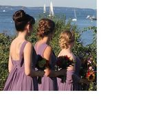 My beautiful bridesmaids hair....By Kimberly Savage