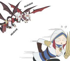 Alucard Mobile Legends, Moba Legends, Mobile Legend Wallpaper, Hiding Spots, Bear Wallpaper, How To Make Comics, Cute Anime Couples, Funny Comics, League Of Legends