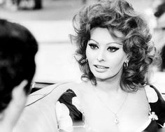Anything Sofia Loren is in...
