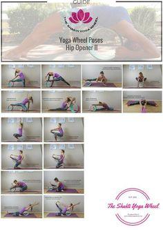 The Shakti Yoga Wheel - 98 Posture Guide (e-book) - The Shakti Yoga Wheel - 4