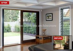 Chelmer Home Renovation   Before And After   dion seminara architecture