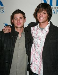 Photo of Padackles for fans of Supernatural.