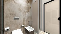 Beautiful bathroom design with all the features of the proposal Edonè.