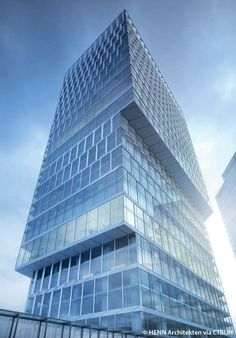 Kingdee Tower - The Skyscraper Center #futuristicarchitecture