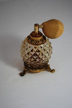 Bridesmaid gifts- antique perfume bottles