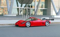 TheGentlemanRacer.com: Rapier SL-C Kit Car targets 222 MPH