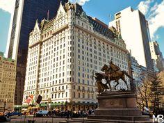 Scatti e Bagagli: 7 giorni a New York, la città che non dorme mai! Plaza Hotel