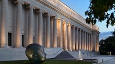 "Museum of Fine Arts (Boston): ""Today the MFA is one of the most comprehensive art museums in the world; the collection encompasses nearly 450,000 works of art. We welcome more than one million visitors each year to experience art from ancient Egyptian to contemporary, special exhibitions, and innovative educational programs."""