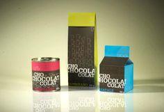 empaques de chocolate 7 45 Diseños de empaques de chocolate