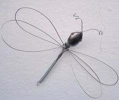DIY Whisk Dragonfly