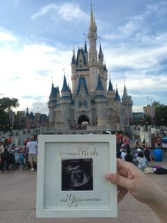 Disney Pregnancy Reveal #Disney #Baby #Pregnancy #PregnancyReveal