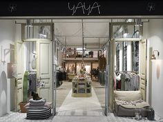 YAYA flagship store, Amsterdam