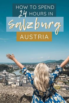 The perfect weekend trip from Prague, Czech Republic! How to Spend One Day in Salzburg Austria European Vacation, European Destination, European Travel, Cool Places To Visit, Places To Travel, Travel Destinations, Europe Travel Guide, Travel Guides, Travel Hacks