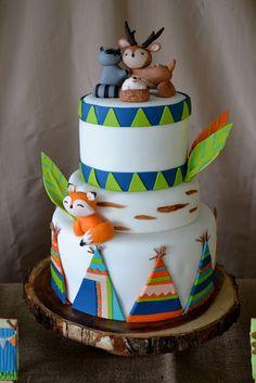 Baby S Firt Cake