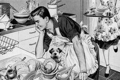 Dish Duty...