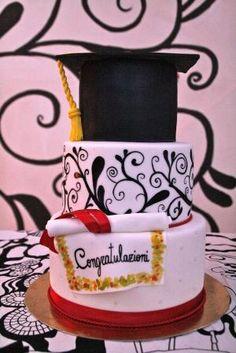 graduation party by elinor