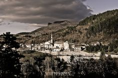 Quartier de la Baume à Sisteron - Alpes de Haute Provence 04