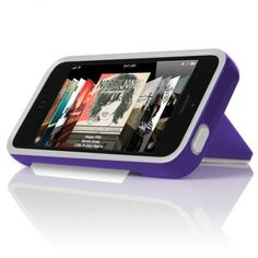 The Nifty Gifter: iPhone Case with Kickstand and Card Holder ($20) Folllow us on Pinterest or Click through to see more Nifty Gifts!
