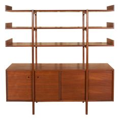 1950s Milo Baughman room divider for Glenn of California