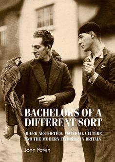 """The artists Cedric Morris and his partner Arthur Lett Haines. Christopher """"Kit"""" Wood met the two men in Paris and went on to enjoy a creative relationship with Morris that flowered for only a brief few years, amidst the social whirl of the 1920s."""
