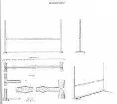 Anleitung für den Oseberg-Webstuhl Card Weaving, Tablet Weaving, Types Of Weaving, Viking Reenactment, Early Middle Ages, Archaeological Finds, Viking Age, Fiber Art, Loom