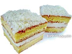 Prajitura cu lamaie Vanilla Cake, Cookies, Desserts, Food, Bakken, Crack Crackers, Tailgate Desserts, Deserts, Biscuits