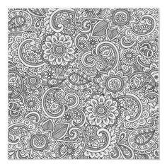 Paisley Coloring Pages, Abstract Coloring Pages, Pattern Coloring Pages, Printable Adult Coloring Pages, Doodle Coloring, Mandala Coloring Pages, Coloring Book Pages, Coloring Sheets, Coloring Canvas
