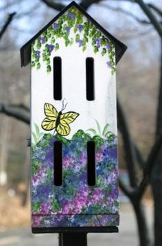 How do you attract butterflies to a butterfly house?  Butterflies are attracted to the nectar of flowers, not the house. Plant an abundance of flowers butterflies love and you'll be in business. Here's a link to a fantastic nursery that specializes in butterfly & hummingbird garden plants.  http://www.highcountrygardens.com/