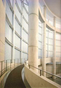 Raika Headquarters Building, Osaka, Japan, 1986-1990 | Tadao Ando