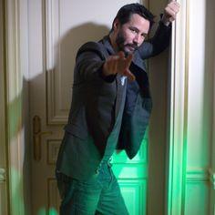 People Magazine | Keanu Reeves linked to Brit star