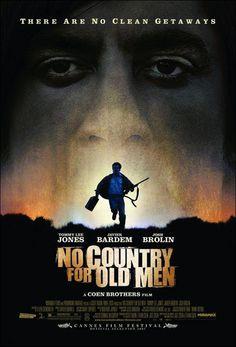 No es país para viejos (No Country for Old Men) de Joel Coen y Ethan Coen, 2007