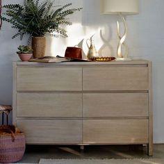 Boerum 6-Drawer Dresser - Natural | West Elm