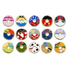 New Disney pin collections available at Disney Store Disney Donut Mystery Pin Pack available at Disney Store The post New Disney pin collections available at Disney Store appeared first on DIY Projects. Disney Parks, Walt Disney, Cute Disney, Disney Pixar, Disney Souvenirs, Disney Tsum Tsum, Disney Characters, Disney Pin Trading, Broches Disney
