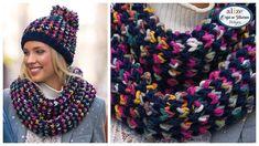 Trend Bere Boyunluk Yapımı Making Trendt Beret & Cowl Youtube Crochet Patterns, Knitting Patterns, Crochet Scarves, Knit Crochet, Crochet Hats, Moda Emo, Beanie, Moss Stitch, Knit Cowl