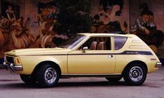 Do you remember the Gremlin? The AMC Gremlin was a classic car from the Find out here about this iconic car and its history. Sweet Memories, Childhood Memories, School Memories, Childhood Toys, Amc Gremlin, Automobile, American Motors, Auto News, I Remember When