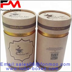 Large paper tube packaging wholesale, surface printed with QR code Packaging Manufacturers, Kraft Paper, Tube, Boxes, Surface, Printed, Crates, Box, Prints